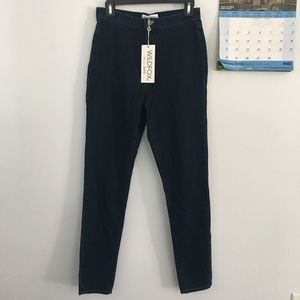 NWT Wildfox violet high rise riding pant
